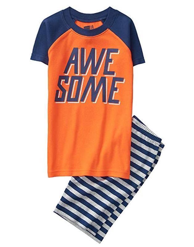 Пижама для мальчиков 6 лет crazy8