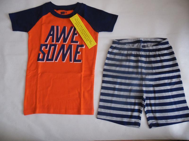 Пижама для мальчиков 6 лет crazy8 - Фото 2