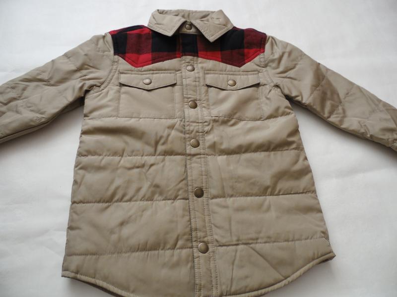 Куртка ветровка для мальчика 4-6 лет crazy8 - Фото 2