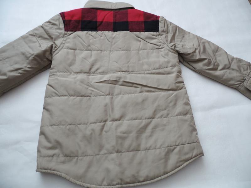 Куртка ветровка для мальчика 4-6 лет crazy8 - Фото 5