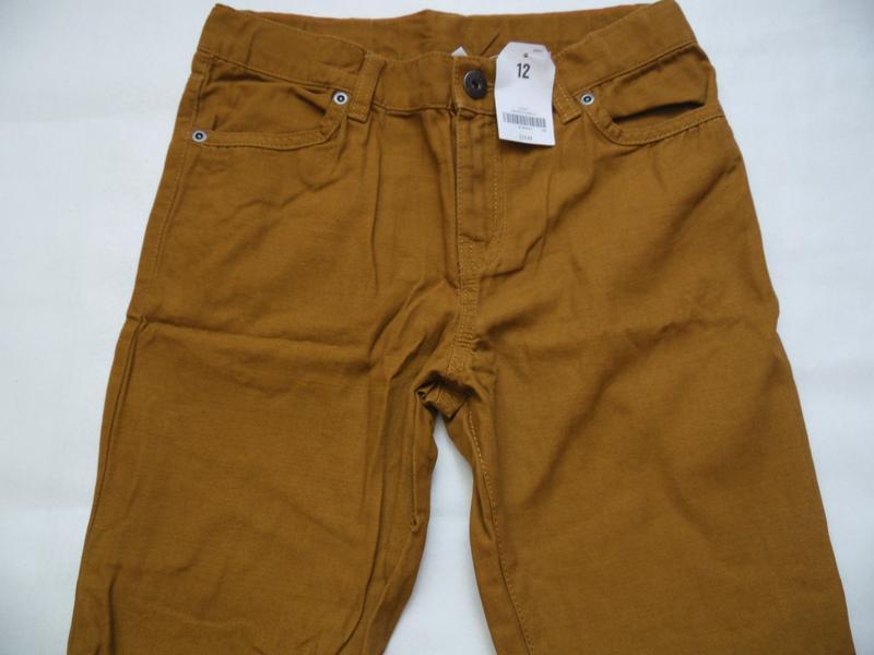 Летние штаны брюки для мальчика 8-9, 10-12 лет crazy8