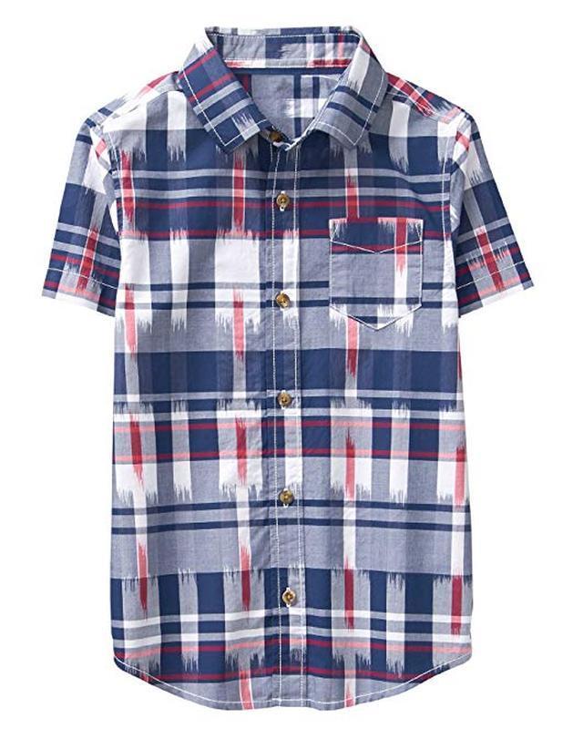 Рубашка для мальчика 6-7 лет crazy8