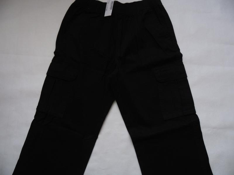Штаны брюки карго для плотного мальчика 10 лет children's place
