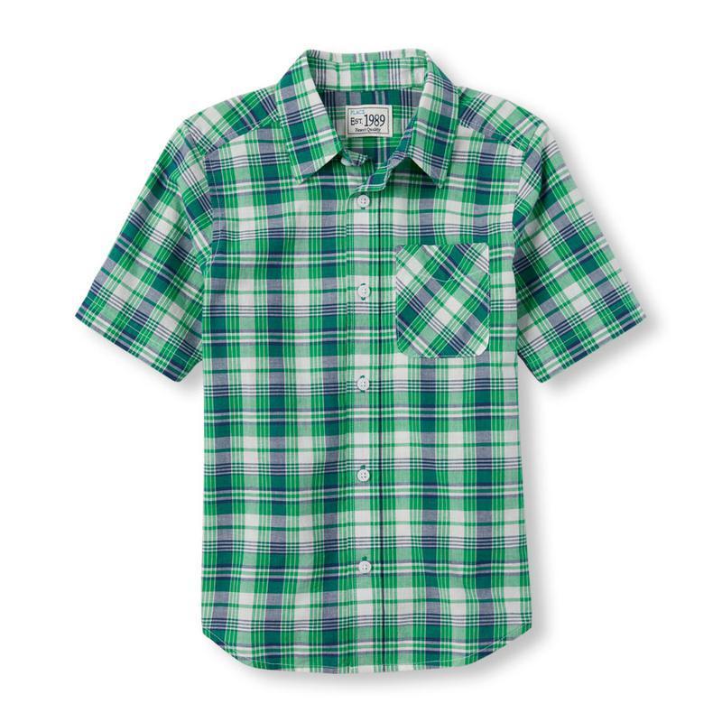 Рубашка для мальчика 4-6 лет children's place