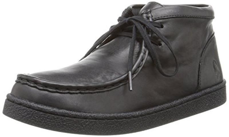 Кожаные ботинки hush puppies для мальчика 32 eur оригинал
