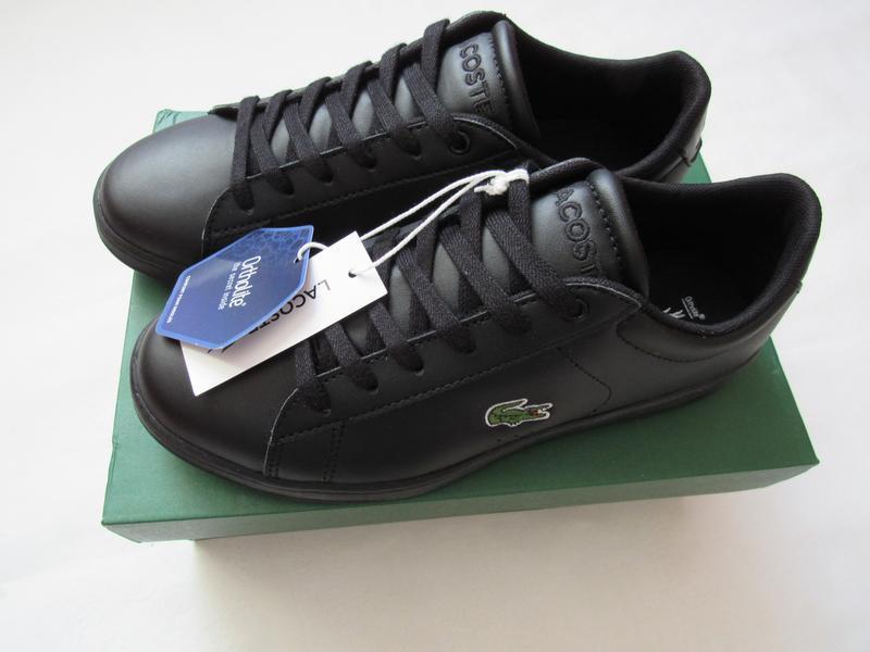 Lacoste кроссовки для мальчика оригинал