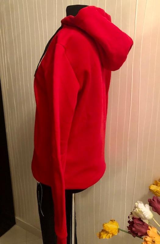 Спортивный утепленный костюм женский - Фото 4