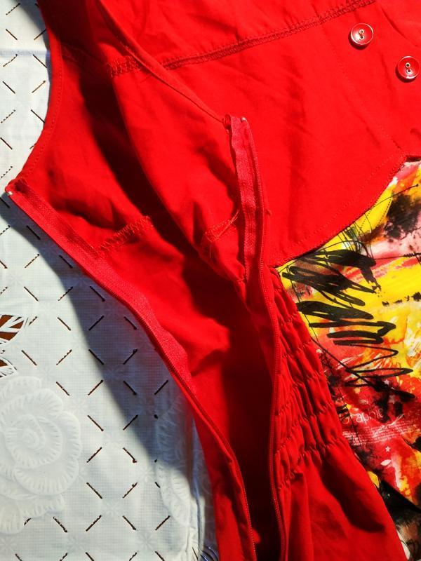 Оригинальное платье сарафан franstyle - Фото 3