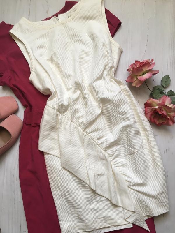 Красивое платье с воланом/m/l