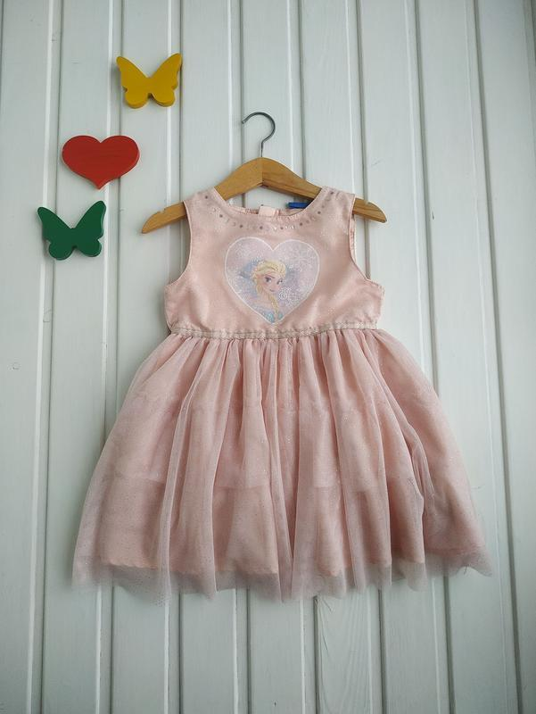 2-3 года, платье,yd