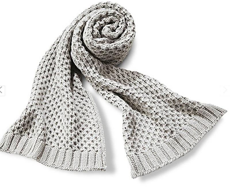 Очень красивый, мягкий шарф от tchibo ( 30 см*190 см)