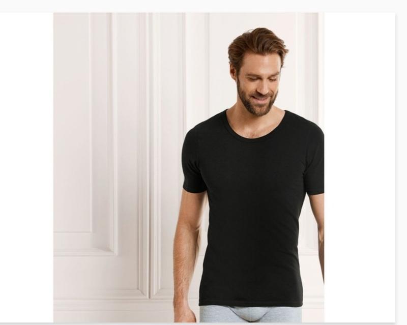 Комплект нательных футболок livergy большой размер 3хл - Фото 2