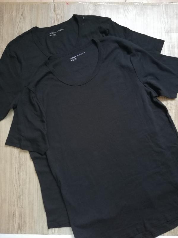 Комплект нательных футболок livergy большой размер 3хл - Фото 3
