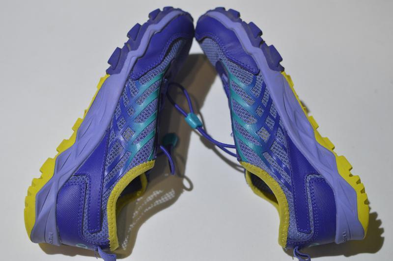 Кроссовки merrell little girls hydro run blue water sneaker mc... - Фото 6
