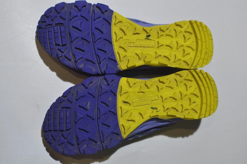 Кроссовки merrell little girls hydro run blue water sneaker mc... - Фото 8