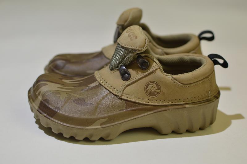 Кроксы, сабо, шлепанцы crocs axle camo all-terrain waterproof ...