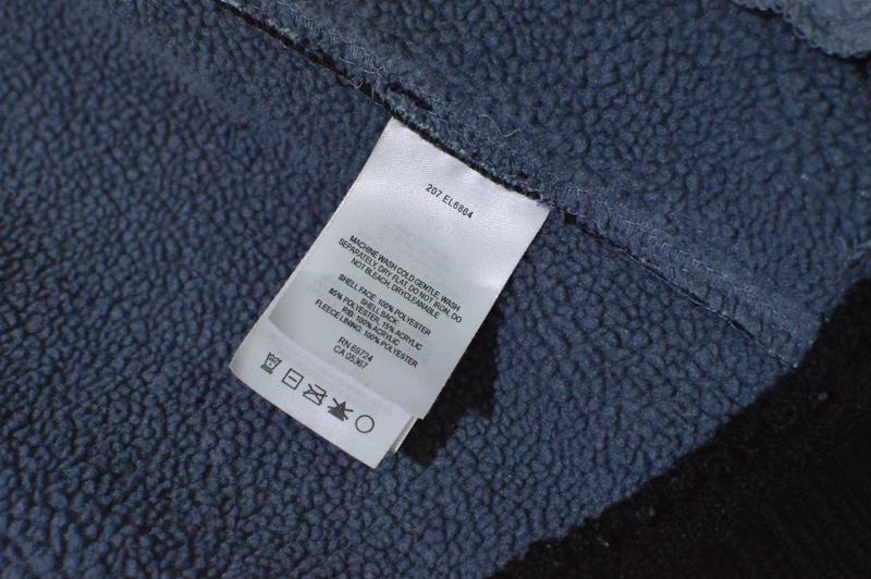 Флисовая куртка, флис columbia full-zip fleece jacket w el6864 - Фото 3