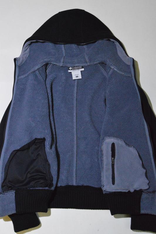Флисовая куртка, флис columbia full-zip fleece jacket w el6864 - Фото 5