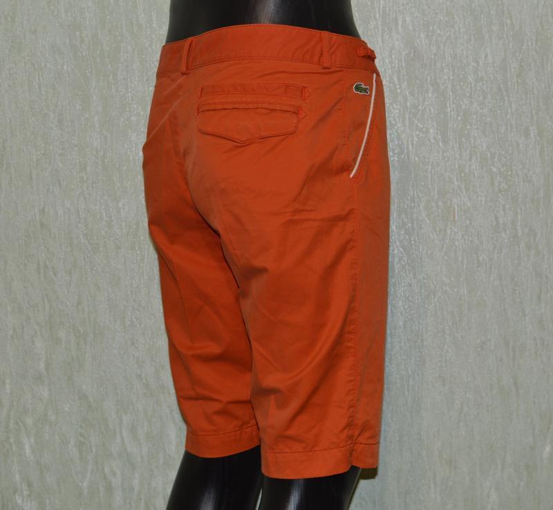 Шорты lacoste sport f 6733 chino shorts - Фото 3
