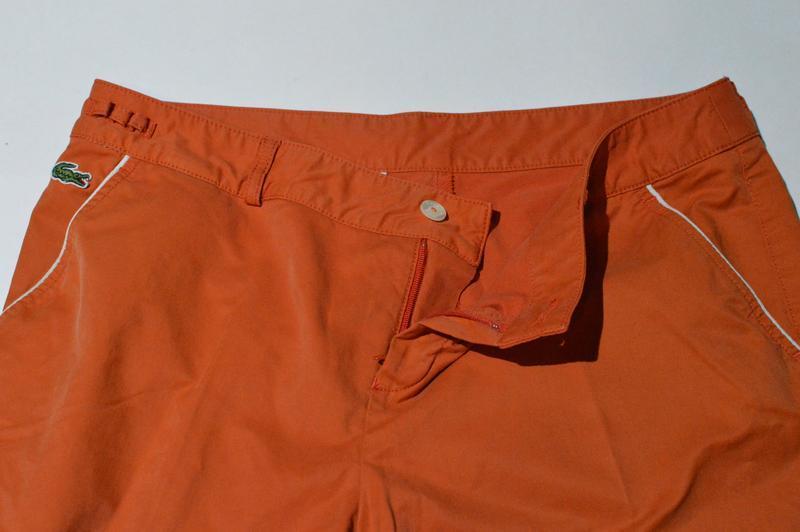 Шорты lacoste sport f 6733 chino shorts - Фото 4