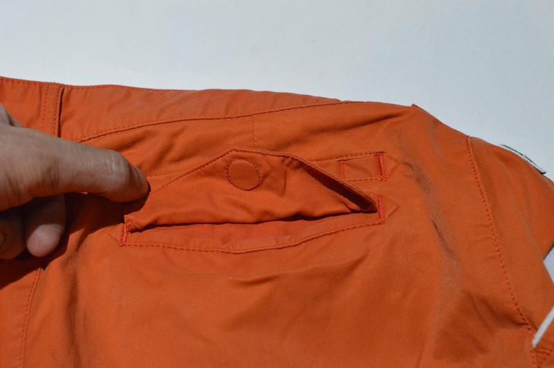 Шорты lacoste sport f 6733 chino shorts - Фото 6