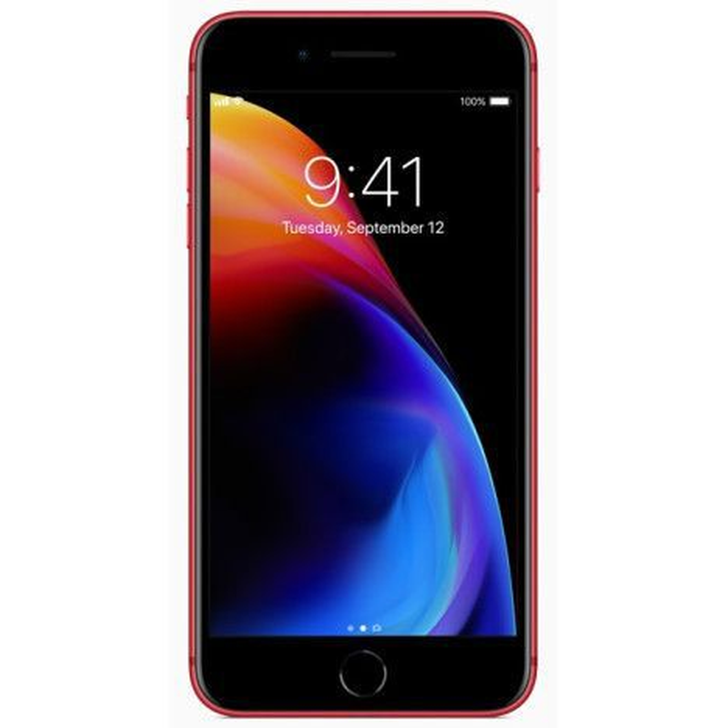 Новый Apple iPhone 8+ 64Gb Red - Фото 5