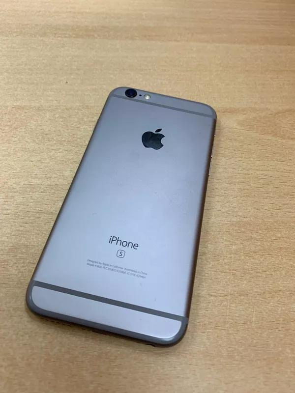 Apple iphone 6s 32GB space grey - Фото 4
