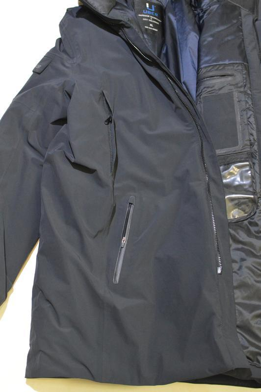 Куртка, парка uber outdoor technology + city tailoring regulat... - Фото 7