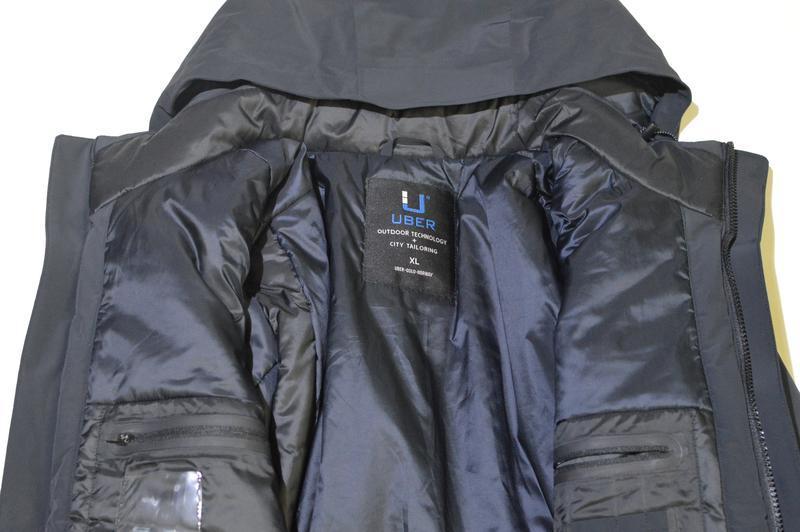 Куртка, парка uber outdoor technology + city tailoring regulat... - Фото 8