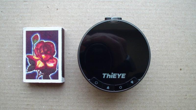 Видеорегистратор THiEYE Safeel Zero - Фото 2