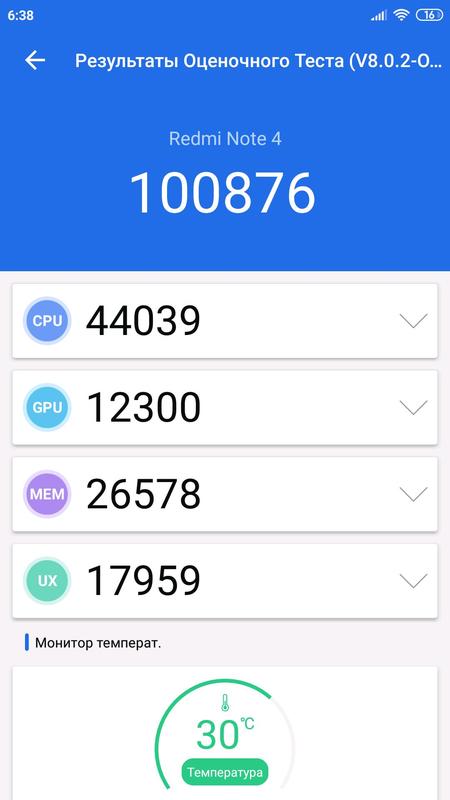 Xiaomi note 4 global, 4/64gb gray идеал