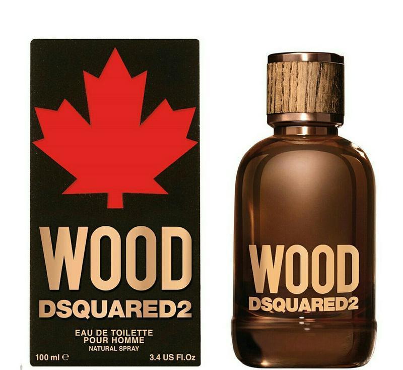 Dsquared 2 wood for him - туалетная вода 100мл