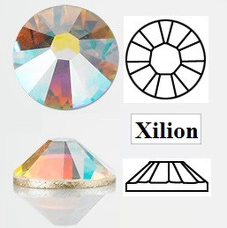 стразы камни сваровски (премиум стекло)