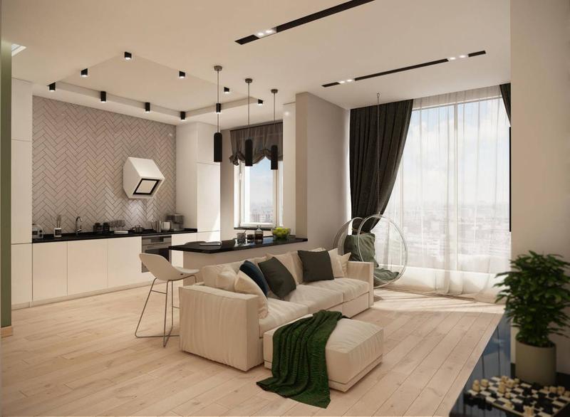 1 комнатная квартира на Асташкина