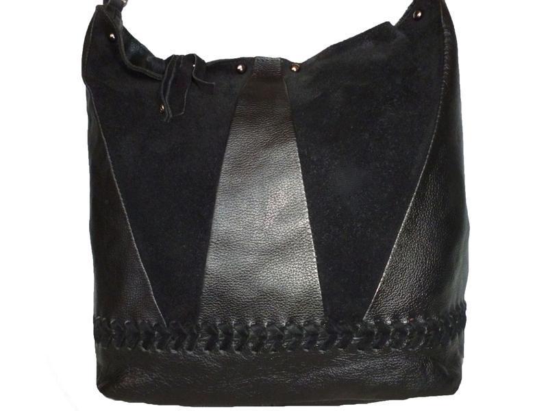 Стильная вместительная сумка из натуральной кожи hotter