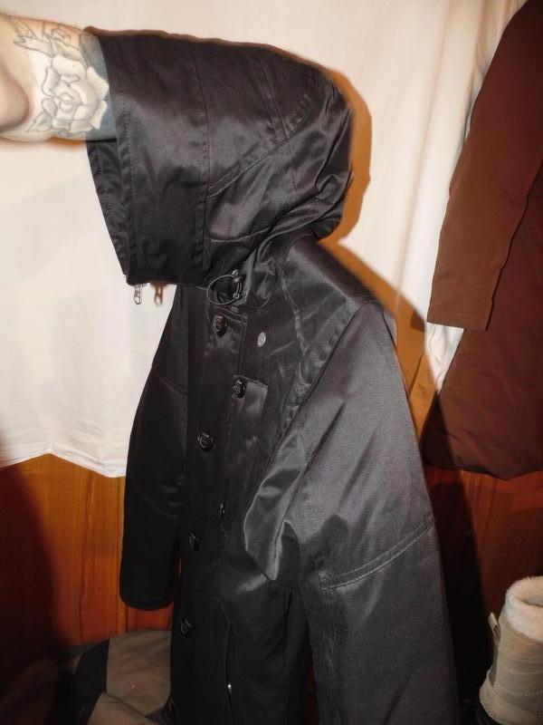Куртка парка зимняя пуховик g-star raw оригинал по сути новая ... - Фото 3