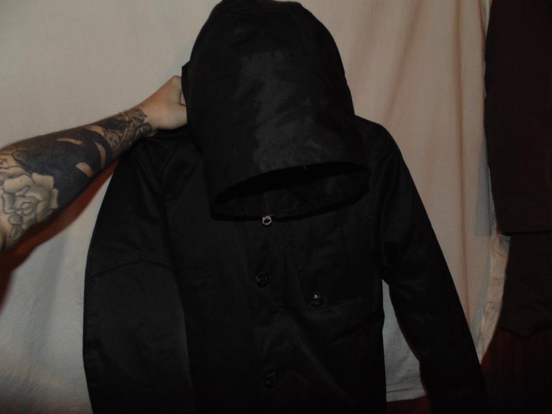 Куртка парка зимняя пуховик g-star raw оригинал по сути новая ... - Фото 6