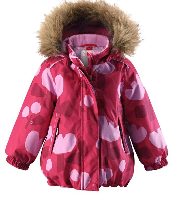 Reima tec курточка ,куртка зимняя