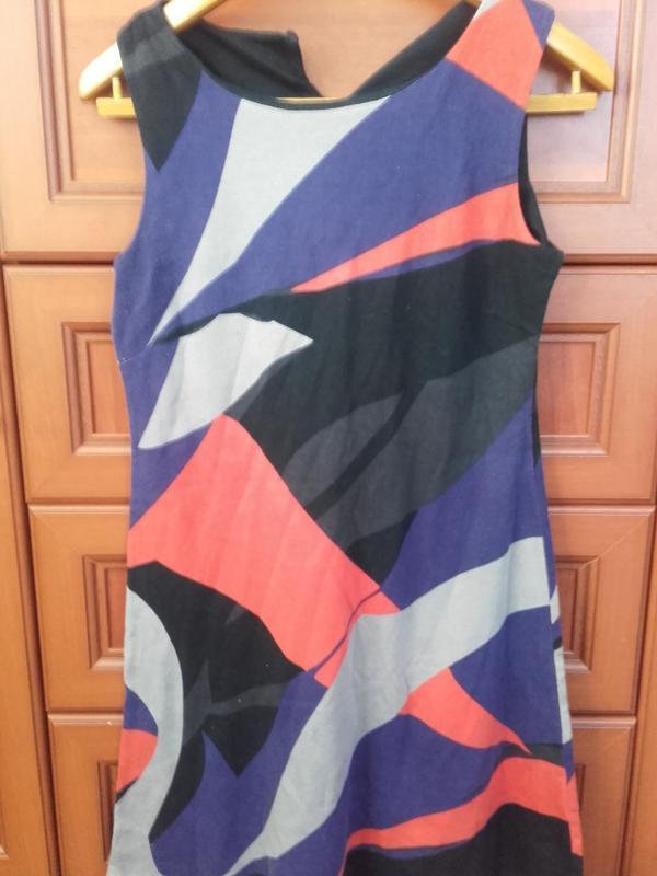 Гарне трикотажне плаття S