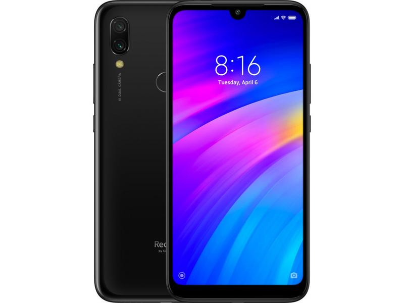 Xiaomi Redmi 7 3/32Gb Global EU (Black)