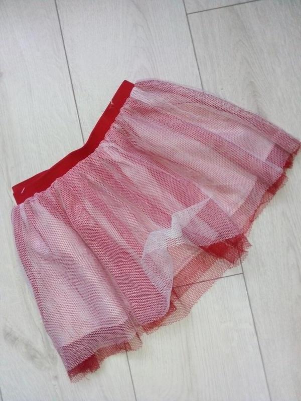 Воздушная фатиновая юбка пачка