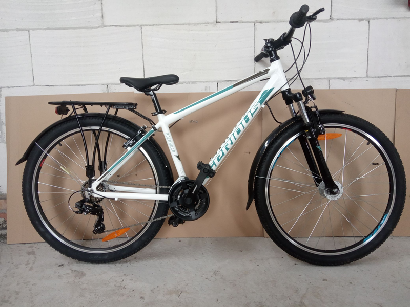 Велосипед Serious