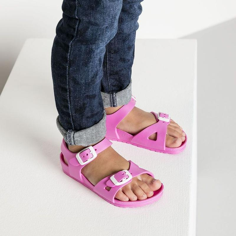 Детские сандалии босоножки birkenstock rio