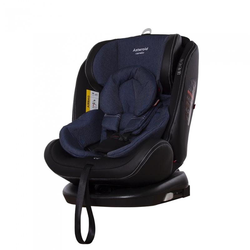 Автокресло CARRELLO Asteroid ISOFIX CRL-12801 Space Black,Blue