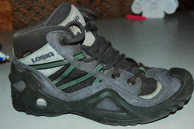 Lowa деми ботинки 37 размер
