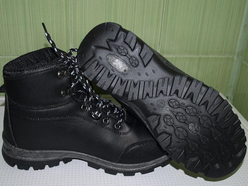 Зимние мужские ботинки спорт-41-46-dual- - Фото 2