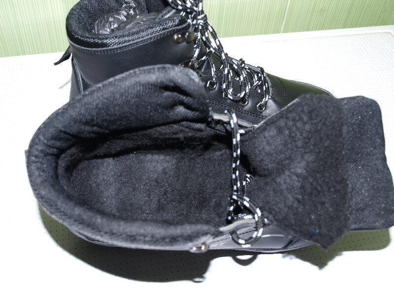 Зимние мужские ботинки спорт-41-46-dual- - Фото 3