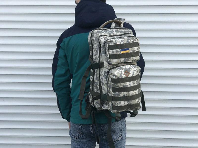 Военный рюкзак 2литров камуфляжный