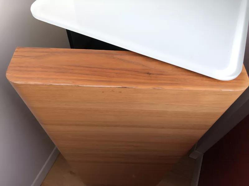 Keuco пенал (шкафчик) в ванную комнату - Фото 7