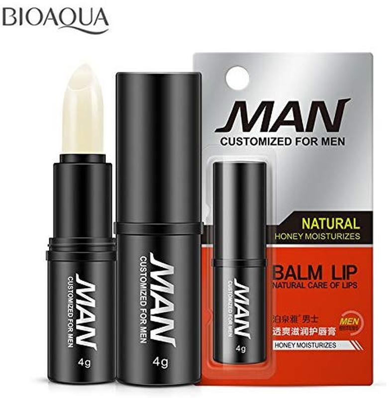 Бальзам для губ bioaqua man balm lip natural